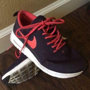 "Nike Air ""Max Thea"" purple and orange"